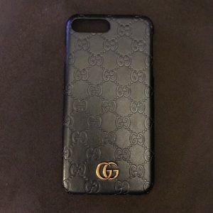 quality design e9697 c9dcb Gucci Iphone 7plus / 8 plus case.